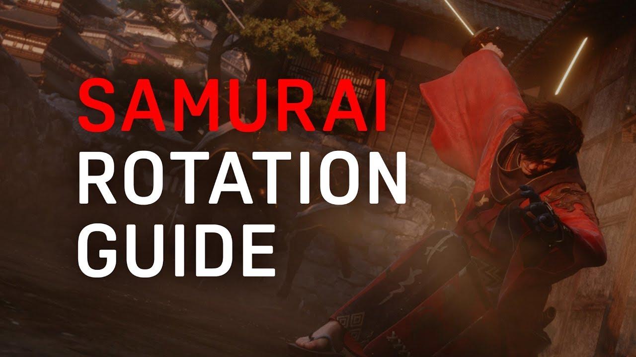 Ffxiv Samurai Rotation 2019