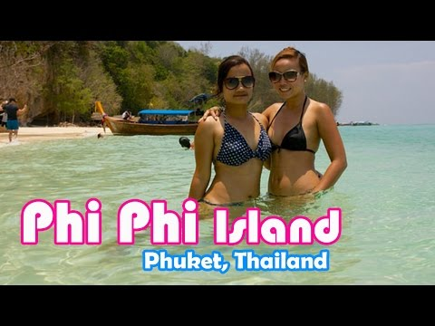 Phi Phi Island - Boat Travel from Koh Samui - The Beach Resort
