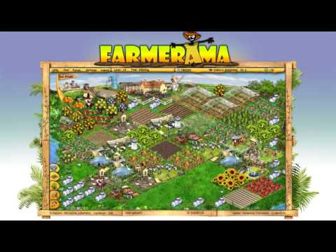 """Official Farmerama Trailer"" 2009 - Bigpoint"