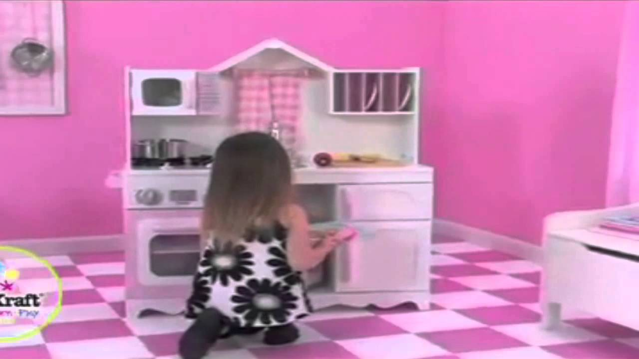 Modern Country Kitchen Kinderkeukens Nl Youtube