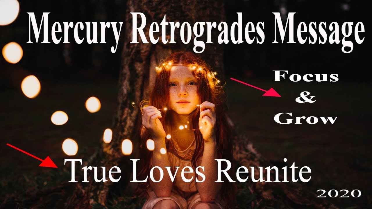 Mercury Retrograde ~ Earned True Love, Material Abundance, All of Your Seeds ~ Psychic Tarot Reading