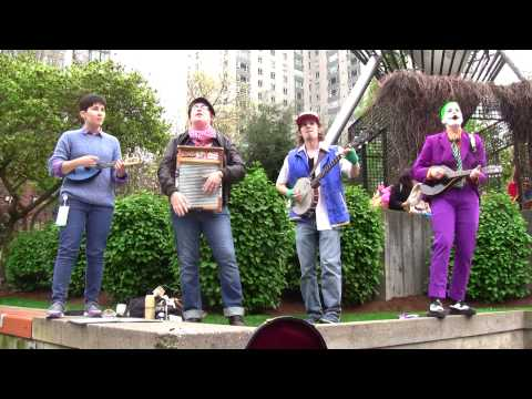 #ECCC 2015: Molly Lewis & The Mongrel Jews