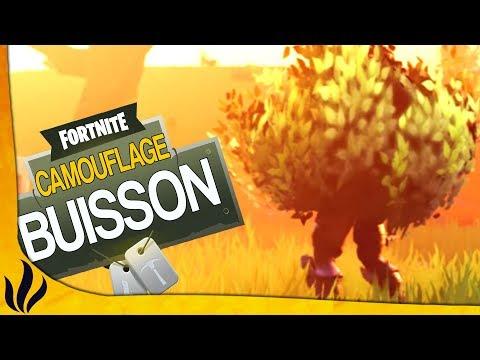 ON TROLL AVEC LE NOUVEAU CAMOUFLAGE BUISSON ! (Fortnite: Battle Royale)