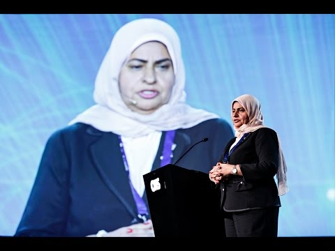 Sara Akbar, CEO of Kuwait Energy