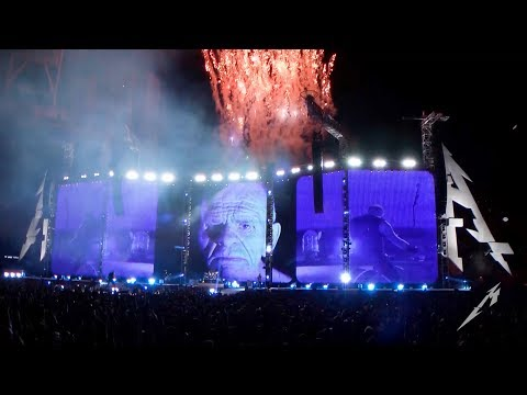 Metallica: Enter Sandman (MetOnTour - San Diego, CA - 2017)