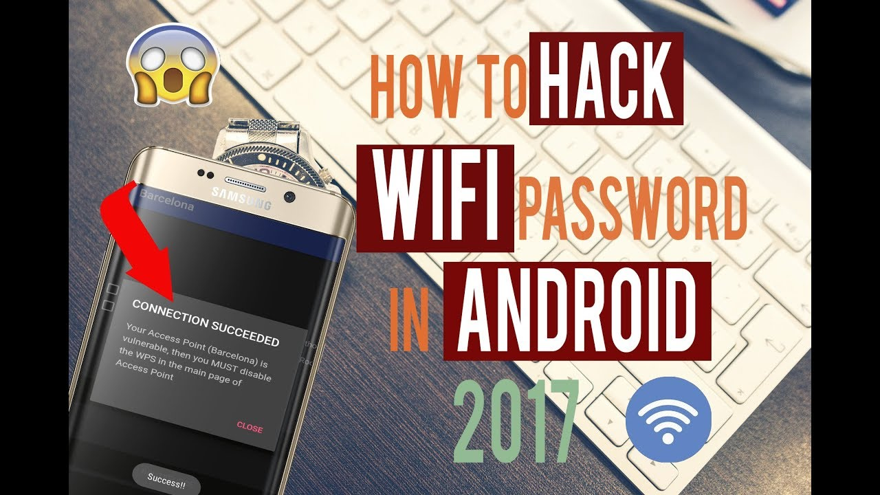 Hack Into A Secure WIFI With Your Android - Phones - Nigeria
