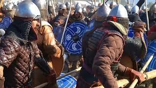 Wolin Festival (Slavs & Vikings) 2018 - Bitwa, Battle, Part 3