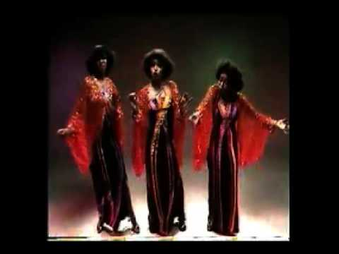 THE SUPREMES - Let Yourself Go