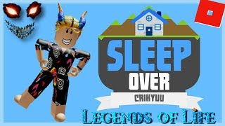 Sleepover From Hell ?! 😱 - Scary Roblox!!! - Overnight [Story]