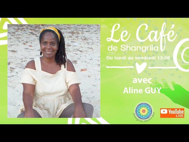 Le Café de Shangrila avec Aline GUY thérapeute en respiration consciente