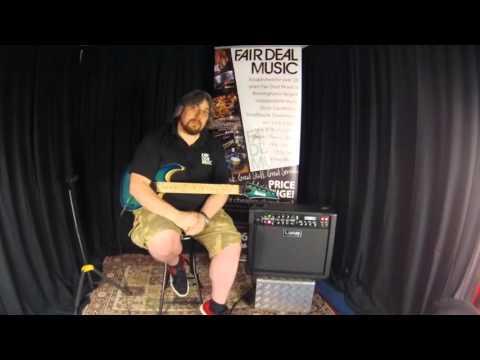 LANEY IRONHEART IRT30-112 GUITAR COMBO AMPLIFIER