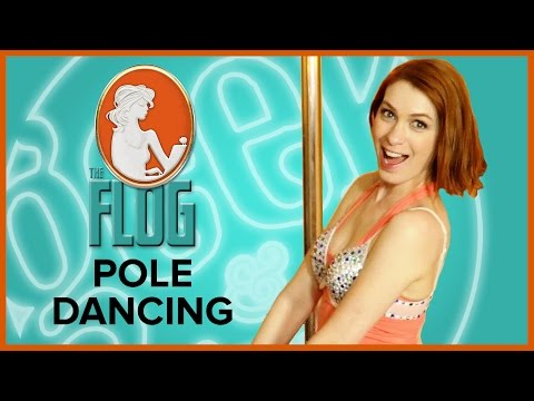 Felicia Day's The Flog! POLE DANCING