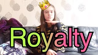 Royalty videostar // Dani phillips //