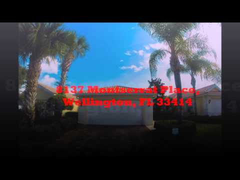 8137 Montserrat Place, Wellington, FL 33414 DeSane Realty Group