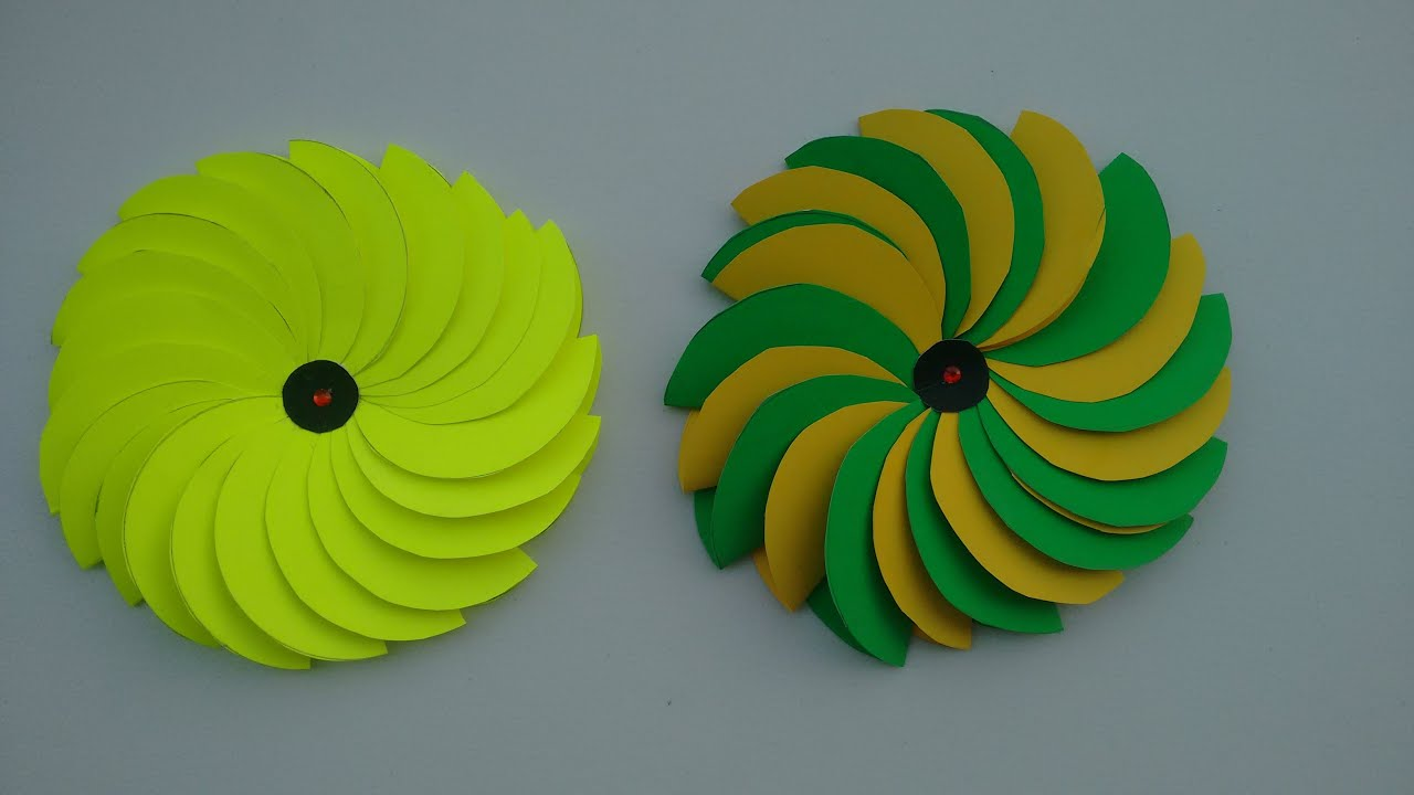 craft how to make beautiful paper flowers