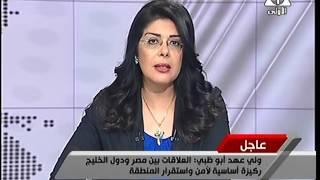 بالفيديو.. لحظة استقبال السيسي لولي عهد أبو ظبي في مطار القاهرة