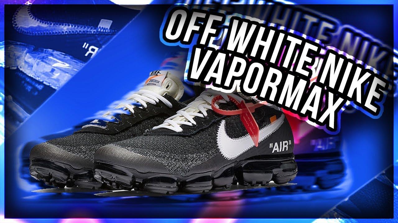 WHITE NIKE VAPORMAX (AmoyBuy Wendy Shao