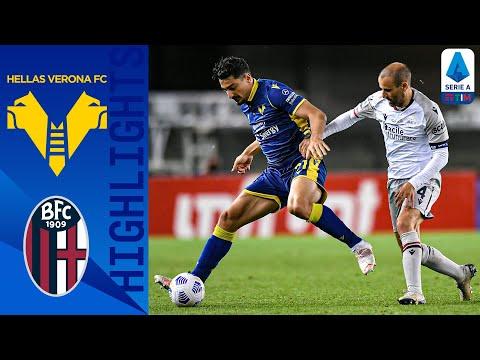 Helas Verona Bologna Goals And Highlights