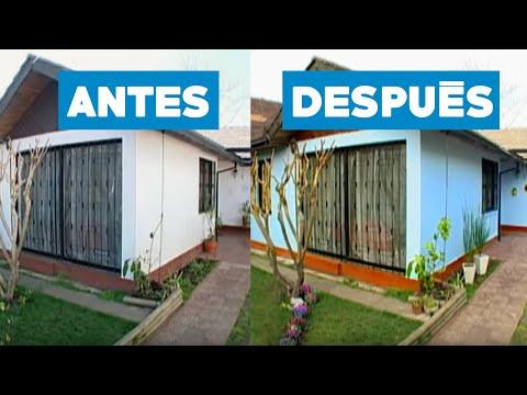 C mo pintar la fachada youtube - Pintar la fachada de mi casa ...