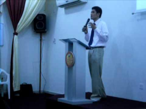 Pastor Phillip Borja (God's Love For Man) 5