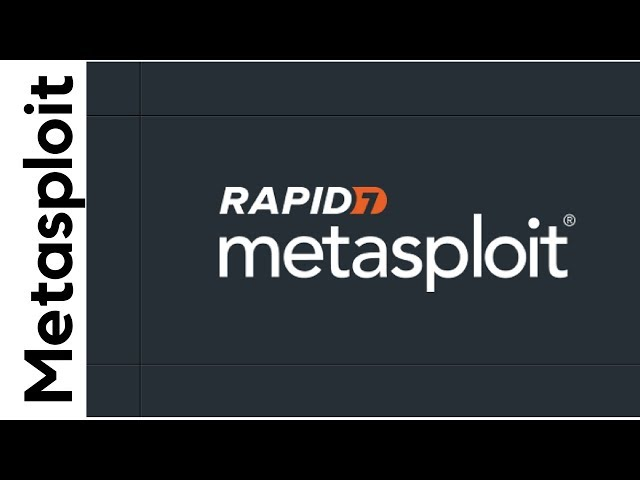 Metasploit Community Web GUI  - Installation And Overview