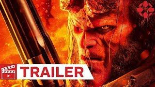 Hellboy (2019) - felnőtteknek szóló, új előzetes