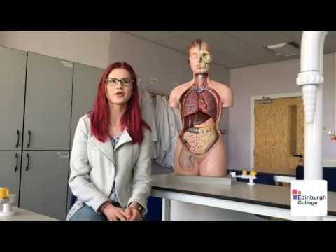 Edinburgh College - Applied Science NC 5