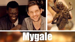 Mygale VS Morgan avec Souleymane