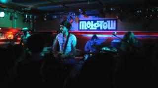Twin Shadow - I Can't Wait (Live at Molotow, Hamburg, 06.02.2011)