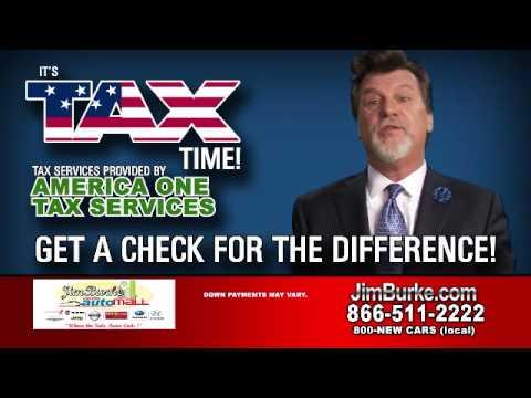 Jim Burke Automotive >> Jim Burke Automotive So It S Easy Tax Refund W Zack Justice
