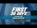 First 30 Days as An Agent - State of Real Estate
