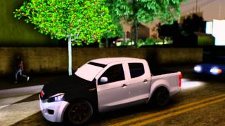 GTA-San All New D-MAX