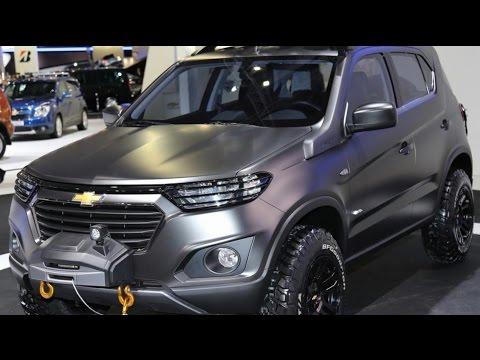 ТОП 16 шикарного тюнинга Нивы Шевроле Chevrolet Niva