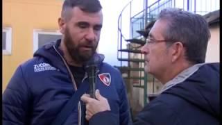 Fortis Juventus-Aquila Montevachi 0-3 Eccellenza Girone B Le Interviste Valdarno Channel