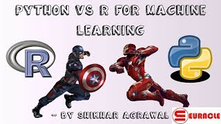 Python vs R for Machine Learning and Data Science