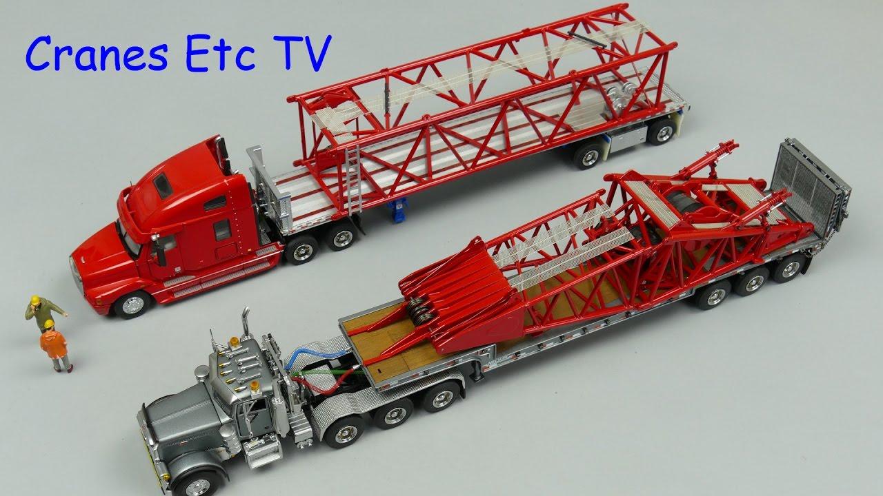 Towsleys Manitowoc MLC650 Crawler Crane - Part 1 Assembly - by Cranes Etc TV 14d93e6d32d6