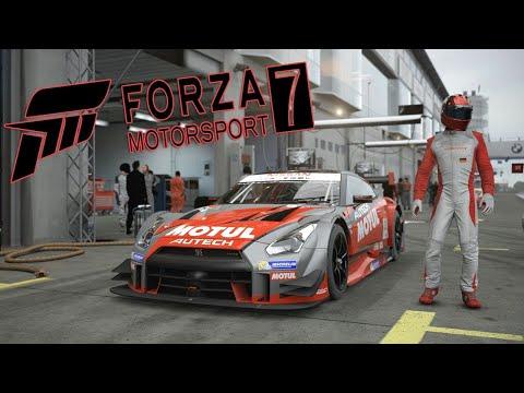 FORZA MOTORSPORT 7 - NISSAN GT-R 2015 !