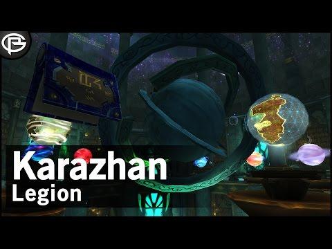 Return to Karazhan - I Think I Will!