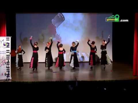 Gines celebra su V Encuentro de Escuelas Municipales de Danza el 11 de mayo