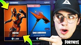 SHOPPO la SKIN VERTEX! Fortnite Bataille Royale Mobile