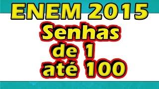 (Enem 2015/2016) Questão 180 Resolvida Matemática (Gabarito/Correção)
