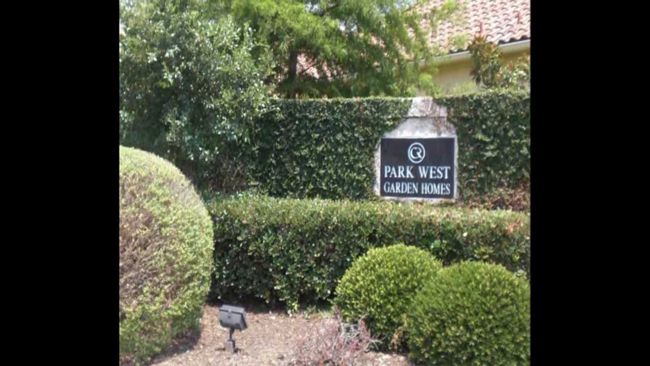 Circle C Ranch Park West | Circle C Austin Garden Homes | Circle C Park  West Garden Homes