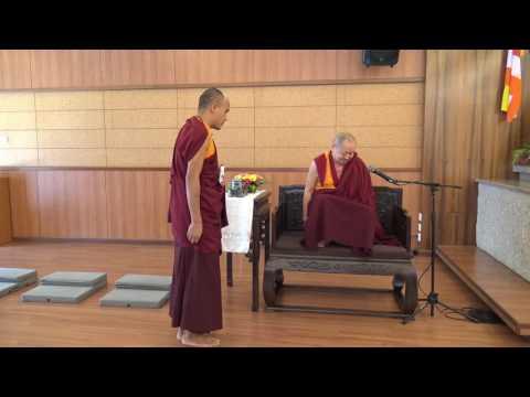 Clarity, Confusion and Tibetan Buddhism Khenpo Guru BGF 14 May 2017