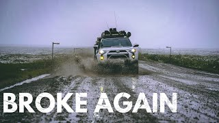 S1:E35 More issues / more Arctic adventure! - Lifestyle Overland