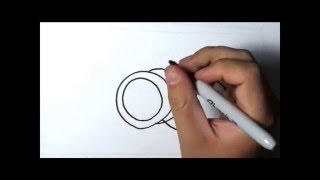 How to Draw - Yo yo