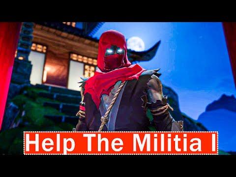 Aragami 2: Help The Militia I  
