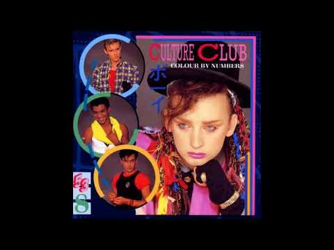 Culture Club - Colour by Numbers (1983) Full Album