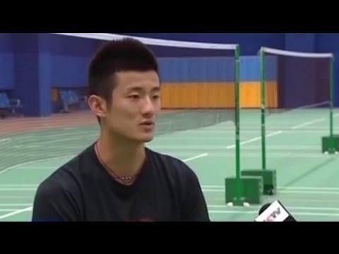 2013 Sudirman Cup Interview with Li Yongbo and Chen Long