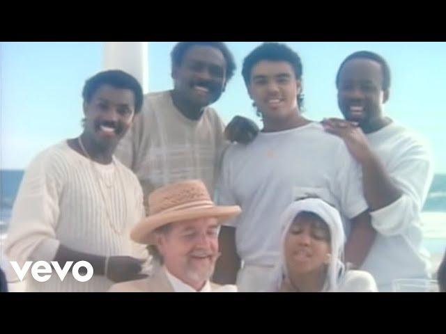 Kool & The Gang - Cherish (Official Music Video)