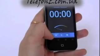 Китайский копия iPhone H2000 Android Китай Китайские телефоны(Лучшие копии телефонов из Китая Telefone.com.ua, китайский iphone, китайский айфон, Китайский телефон, Nokia, iPhone, HTC,..., 2011-07-12T15:27:26.000Z)